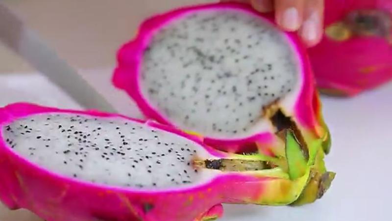 how to cut dragon fruit fun fruit facts
